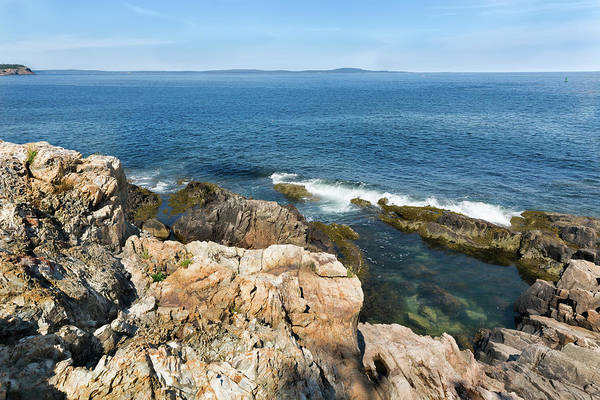 Photograph - View From Otter Rocks by John M Bailey