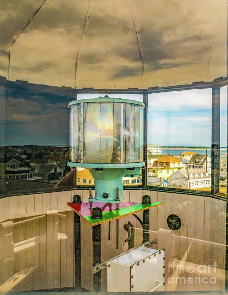 Photograph - View Into The Lantern Room by Nick Zelinsky