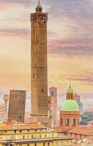 Wall Art - Photograph - view of Bologna by Gone With The Wind