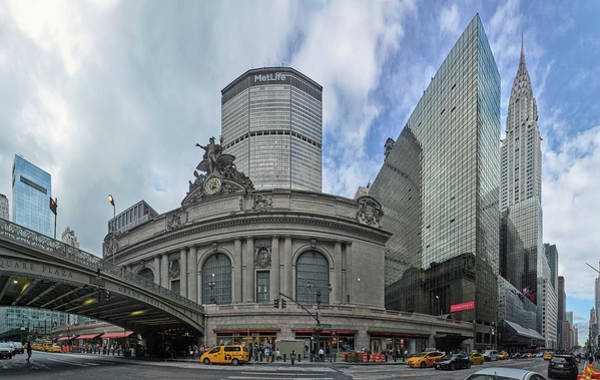 Wall Art - Photograph - View Of Grand Central 42nd Street, New by Panoramic Images