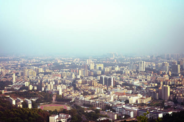 Photograph - View Of Guangzhou City by Bbq