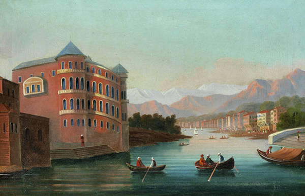 Istanbul Painting - View Of Istanbul - 3 by 19th Century