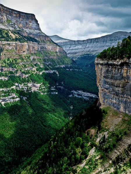 In The Grass Photograph - View Of  Le Canyon Dordesa by The Spectacle Of Life Offers A Huge Variety Of Subjects