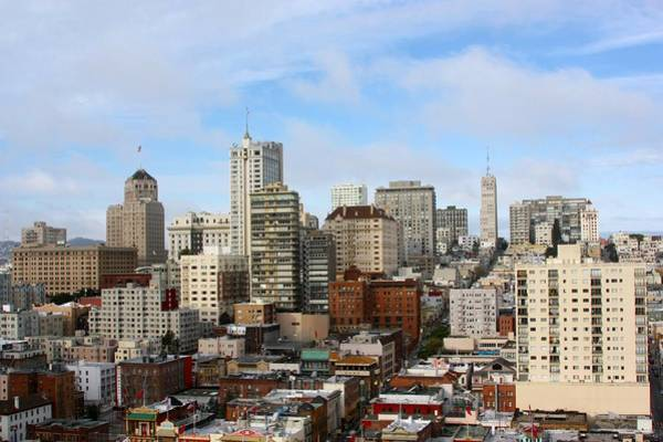 Wall Art - Photograph - View Of San Francisco by J.castro