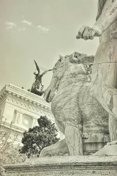 Photograph - View Of Victory by JAMART Photography