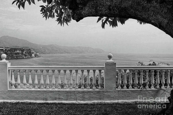 Wall Art - Photograph - View Over The Med by John Edwards