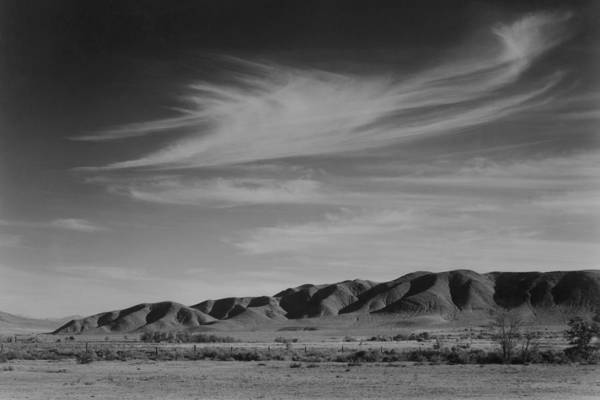 Photograph - View South From Manzanar To Alabama by Buyenlarge