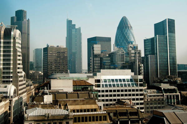 The Great Outdoors Photograph - Views Of The City From The Roman Doric by Dosfotos