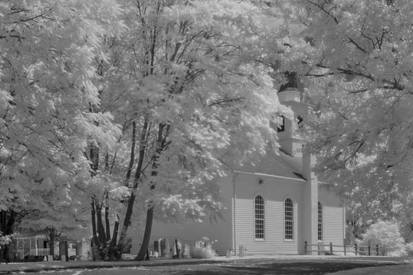 Photograph - Village Chapel  by Susan Candelario