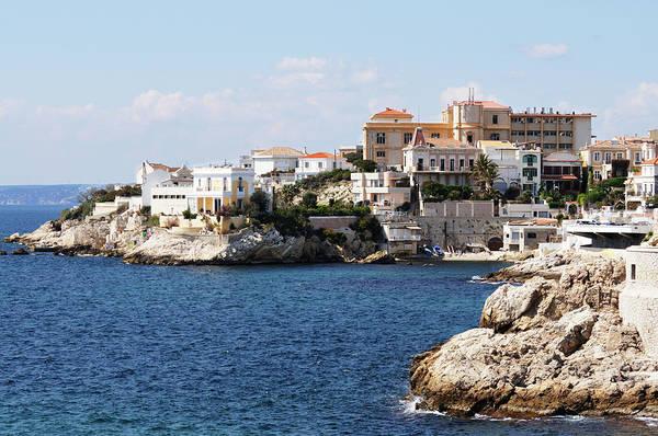 Villa Photograph - Villas On The Mediterranean by Jeangill