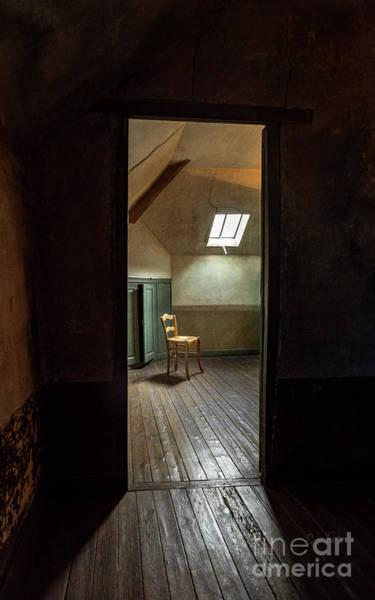 Photograph - Vincent Van Gogh's Room by Craig J Satterlee