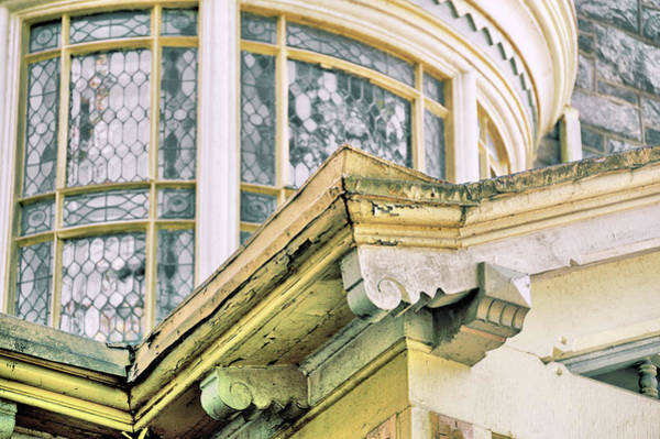 Photograph - Vintage Architecture by JAMART Photography