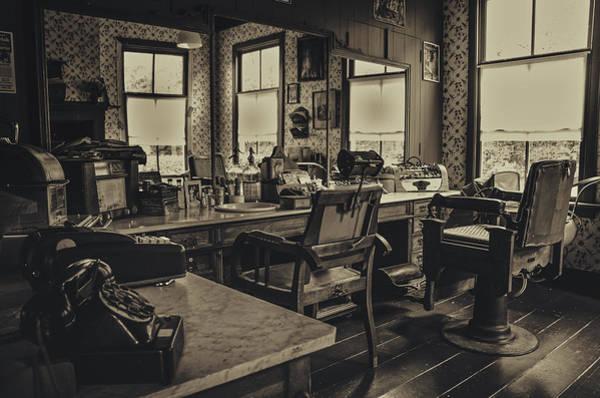 Wall Art - Photograph - Vintage Barbershop by Skitterphoto