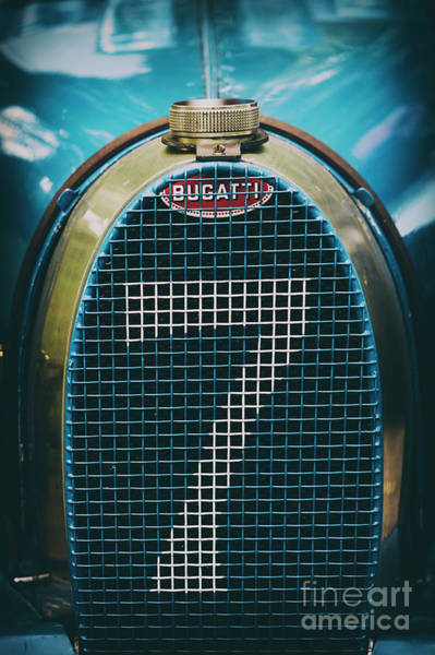 Photograph - Vintage Bugatti T35 by Tim Gainey