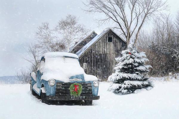 Wall Art - Photograph - Vintage Christmas by Lori Deiter