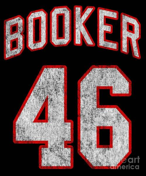 Digital Art - Vintage Corey Booker 46 President by Flippin Sweet Gear