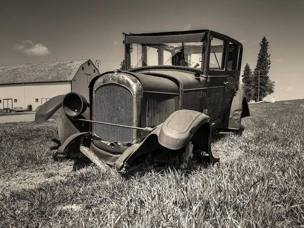 Photograph - Vintage by David Matthews