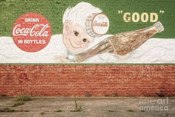 Photograph - Vintage Drink Coca Cola by Imagery by Charly