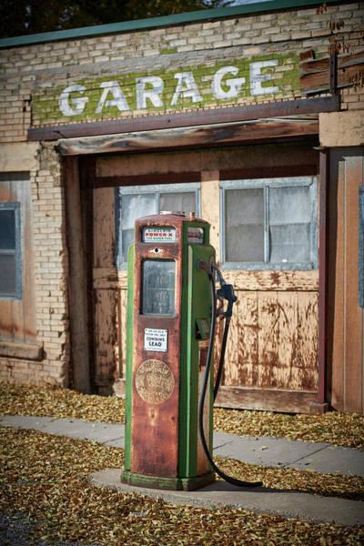 Wall Art - Photograph - Vintage Garage by Paul Freidlund