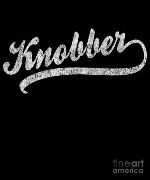 Digital Art - Vintage Knobber by Flippin Sweet Gear