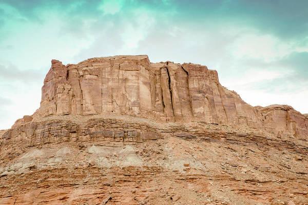 Photograph - Vintage Look Desert Scene by Kyle Lee