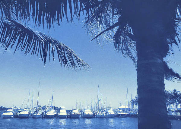 Photograph - Vintage Miami by JAMART Photography