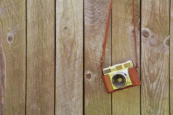 Photograph - Vintage Paxette by Jamart Photography
