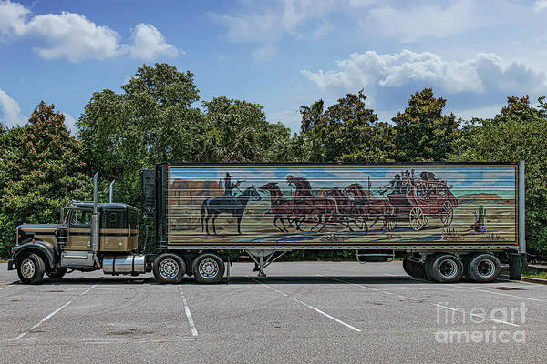 Photograph - Vintage Ride - Smokey And Bandit by Dale Powell