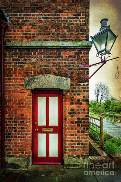Wall Art - Photograph - Vintage Station Entrance by Adrian Evans