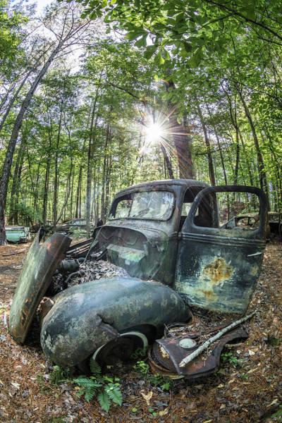 Photograph - Vintage Under The Sun by Debra and Dave Vanderlaan