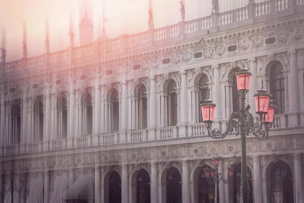 Venezia Photograph - Vintage Venice  by Carol Japp