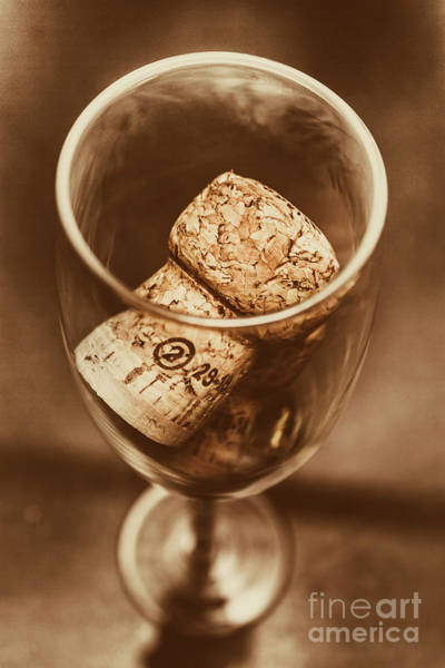 Wine Tasting Photograph - Vintage Vino by Jorgo Photography - Wall Art Gallery