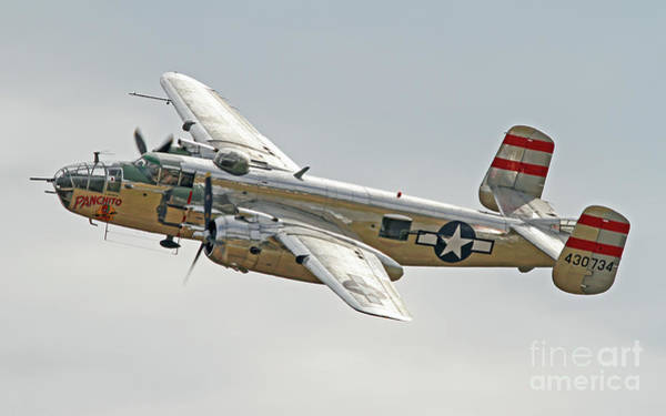 Photograph - Vintage World War II Bomber by Kevin McCarthy