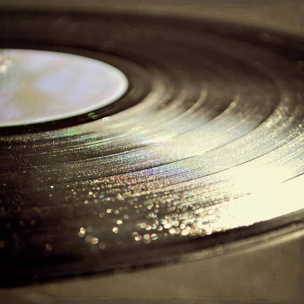 Randle Photograph - Vinyl Record by Photo - Lyn Randle