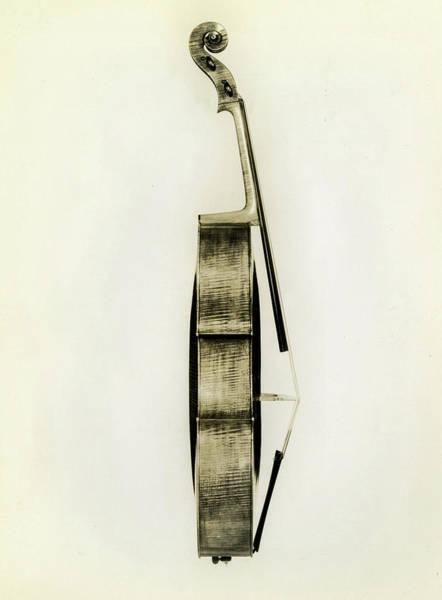 Wall Art - Painting - Violin, Cremona, Antonio Stradivari - 1, 1689 by Antonio Stradivari