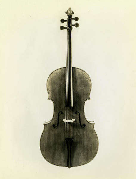 Wall Art - Painting - Violin, Cremona, Antonio Stradivari, 1689 by Antonio Stradivari