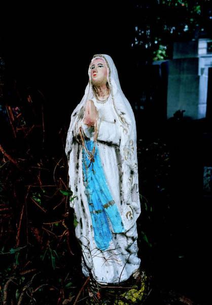 Photograph - Virgin Mary by Shaun Higson