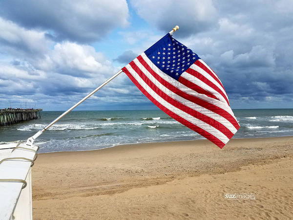 Photograph - Virginia Beach Salute by Susie Loechler