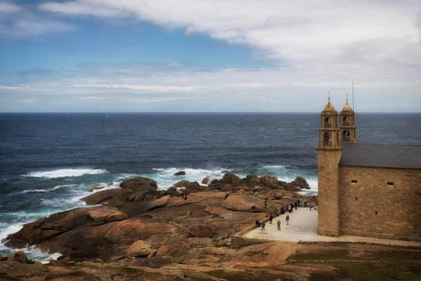 Photograph - Virxe Da Barca Church In Muxia by RicardMN Photography