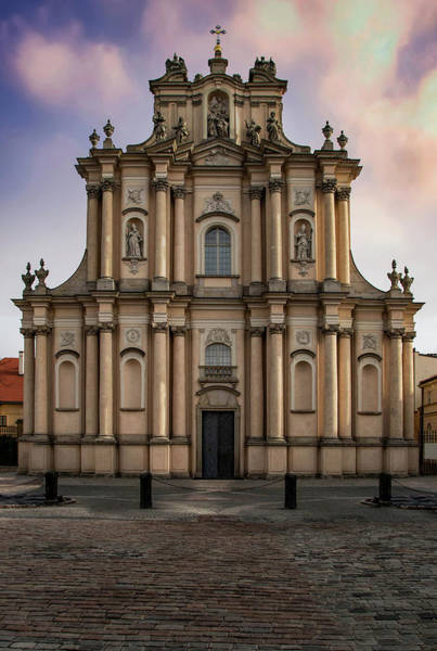 Wall Art - Photograph - Ordo Visitationis Beatissimae Mariae Virginis Church  by Jaroslaw Blaminsky