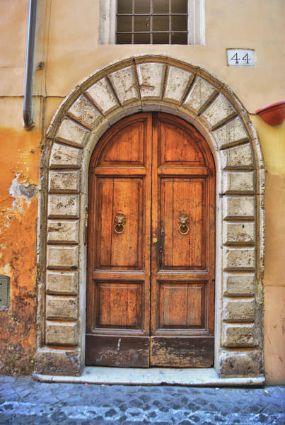 Photograph - Visiting Trastevere by JAMART Photography