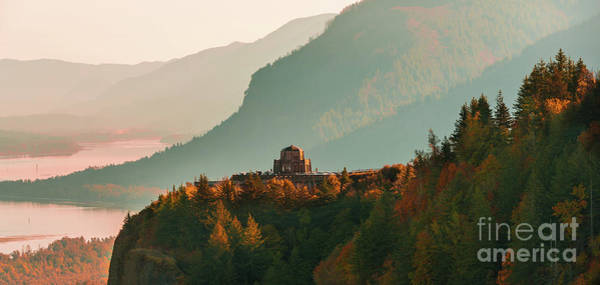 Photograph - Vista House by Dheeraj Mutha