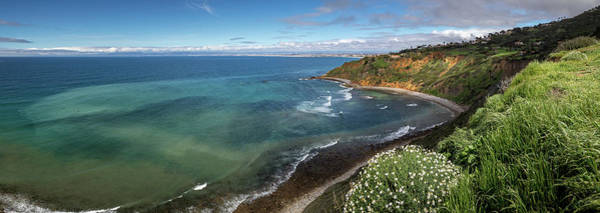 Photograph - Vivid Bluff Cove In Spring Panorama by Andy Konieczny
