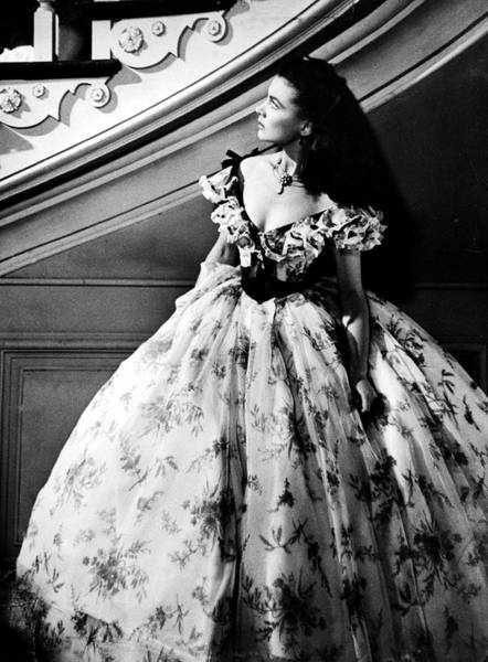 Film Industry Photograph - Vivien Leigh by Peter Stackpole