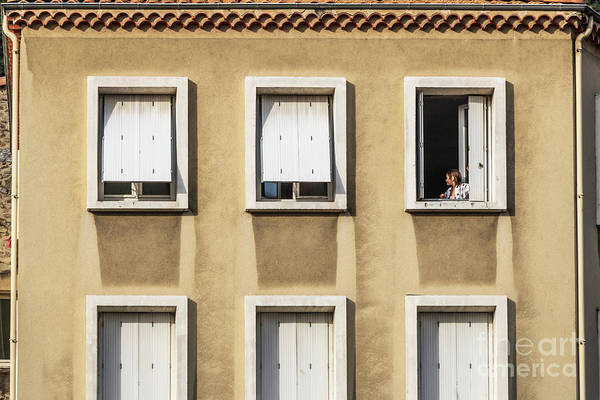 Photograph - Viviers Apartment House by Thomas Marchessault