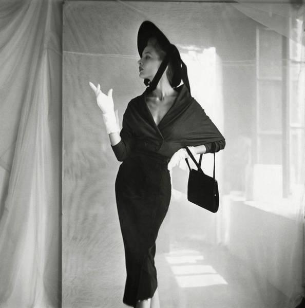 Photograph - Vogue 1949 by Frances Mclaughlin-gill