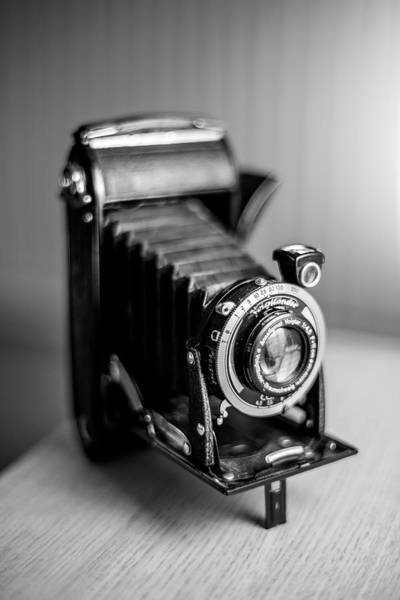 Photograph - Voigtlander by Ross G Strachan