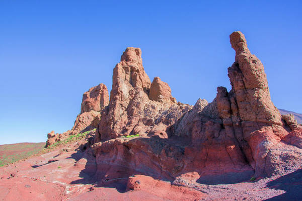 Photograph - Volcanic Needles In Teide National Park by Sun Travels