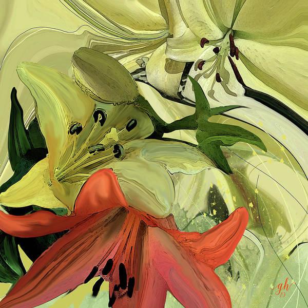 Digital Art - Voluntary by Gina Harrison