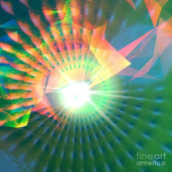 Wall Art - Digital Art - Vortex2 by Ron Labryzz